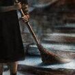 Arya's Broom