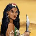 Sworn Sword Female Dorn
