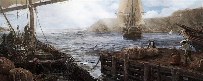World Ships Leaving