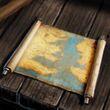 Map Narrow Sea