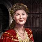Sworn Sword Female Noble Smiling