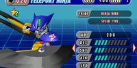 Teleport Ninja