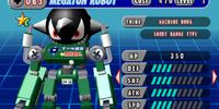 Megaton Robot