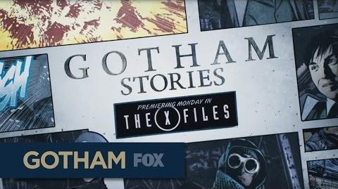 GOTHAM GOTHAM'S Underworld FOX