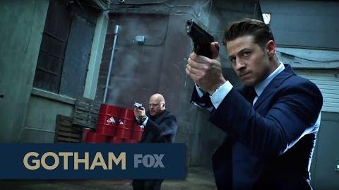"""GOTHAM An Explosive End from """"Rise of the Villains Scarification"""""""