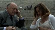 Carmine Falcone listening to music with Liza