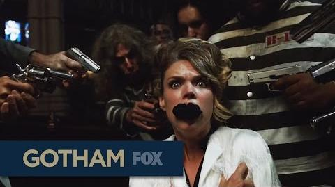 """GOTHAM A Nightmare Rehearsal from """"Rise of the Villains Tonight's the Night"""""""