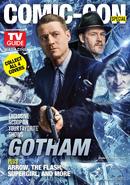 Gotham TV Guide SDCC 2015 cover