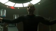 Theo Galavan reborn as Azrael