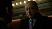 Carmine Falcone talking with Oswald Cobblepot - The Scarecrow