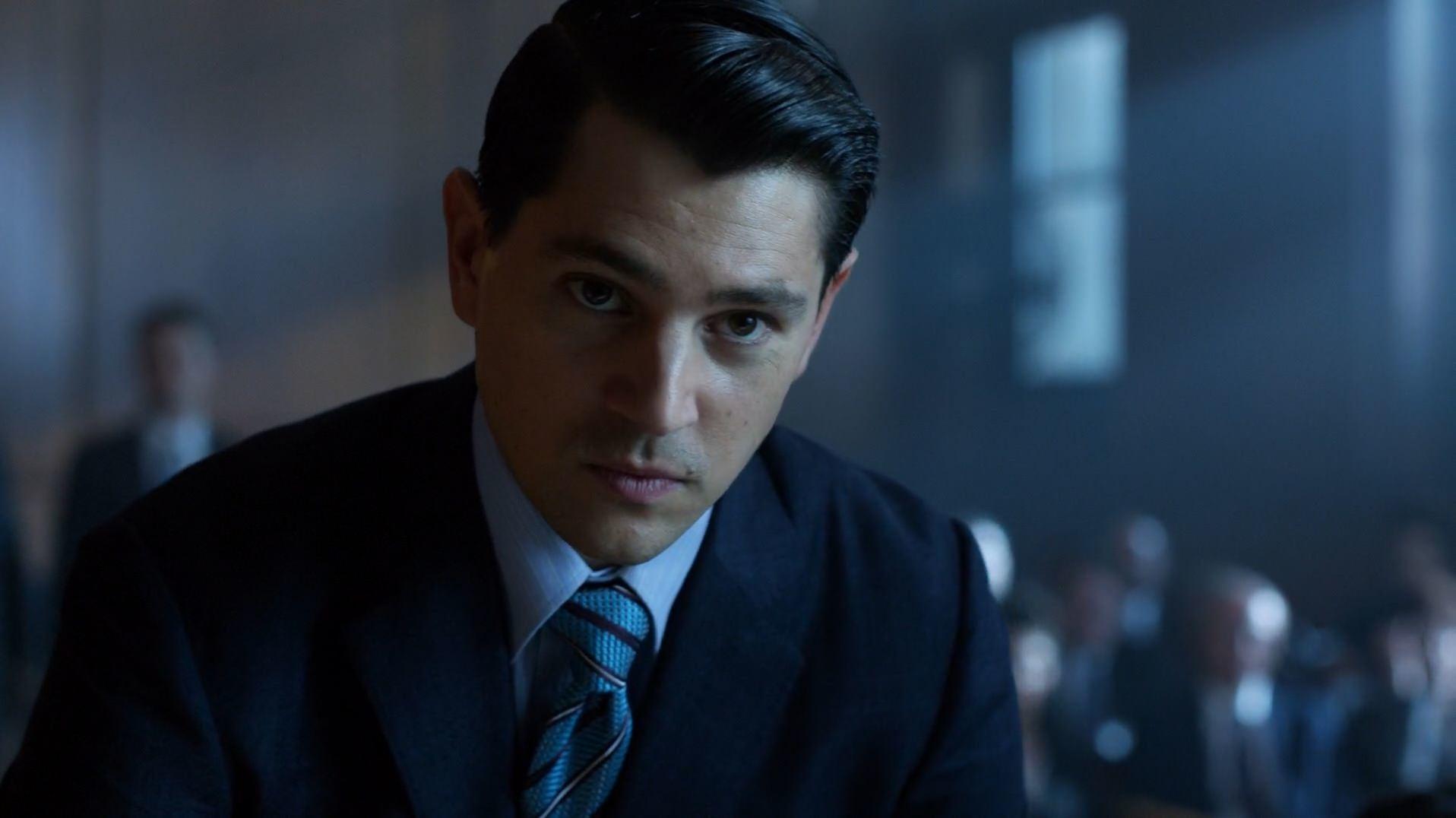 Harvey Dent Gotham Wiki Fandom Powered By Wikia