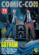 Gotham TV Guide SDCC 2014 cover