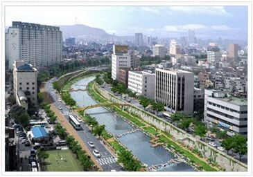 Seoul after
