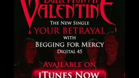 Bullet For My Valentine- Your Betrayal (with Lyrics) High Quality