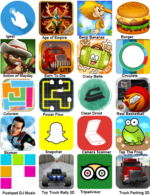 App Logo Quiz Level 6