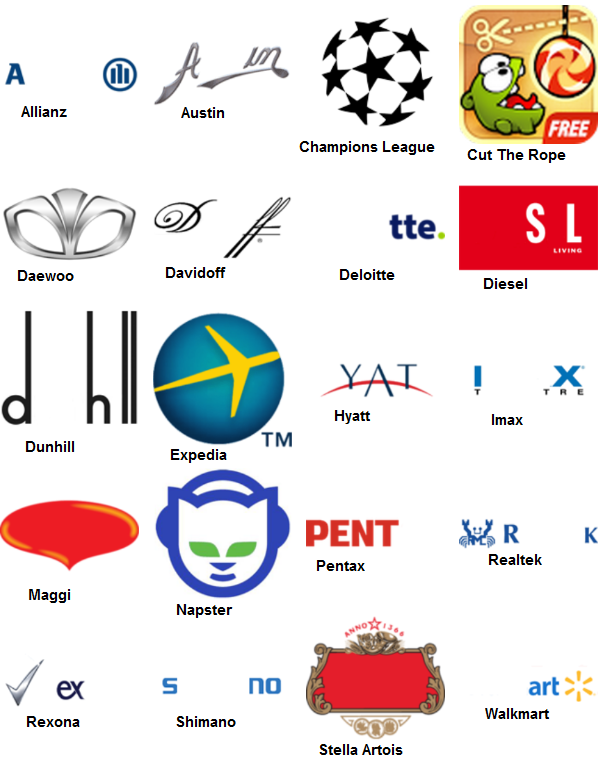 Ultimate Logo Quiz Level 21