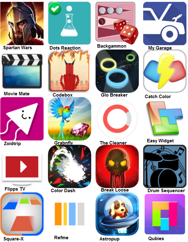 App Logo Quiz Level 20