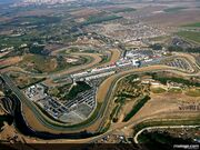 Jerez aerial
