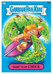 Surfs up chuck