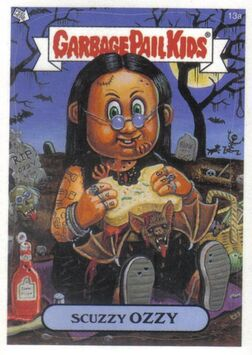Ozzy osborne as gpk kid