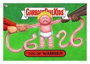 Tug of Warren