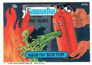 Squirtin' Burton