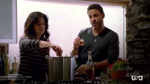 "Graceland, Episode 4 - ""Pizza Box"" Promo"