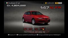 Alfa Romeo 147 GTA '02
