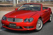 Mercedes-Benz SL 55 AMG (R230) '02 (Premium)