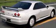 Nissan SKYLINE GT-R N1 (R33) '95 (Back)