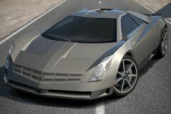Cadillac CIEN Concept '02