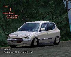 Daihatsu SIRION CX 2WD (J) '98
