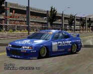 -R-Nissan SKYLINE GT-R (R32) '91 (GT2)