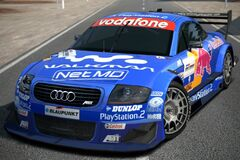 Audi Abt Audi TT-R Touring Car '02
