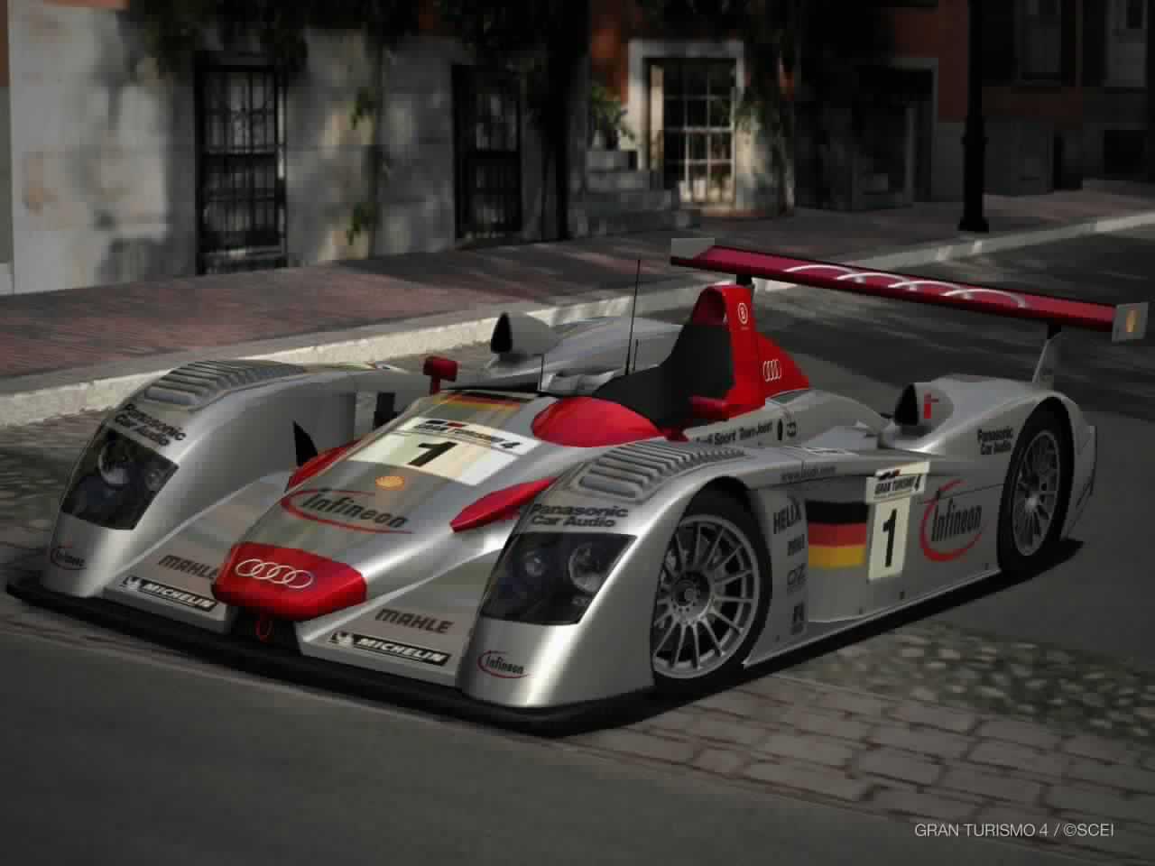 Gt5 audi r10 tdi race car 3