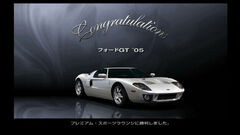 Ford GT (No Stripe) '05