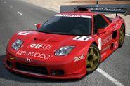 Honda NSX-R Prototype LM Race Car