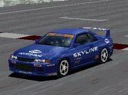 -R-Nissan SKYLINE GT-R (R32) '91 (GT1)