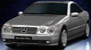 Mercedes-Benz CL 600 '00 (GT3)