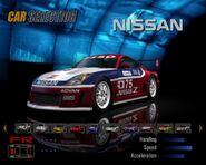 Nissan Fairlady Z Concept LM Race Car (GTC)