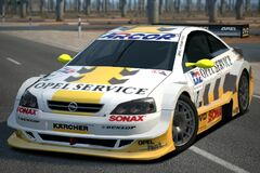 Opel Astra Touring Car (Opel Team Phoenix) '00