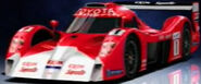 Toyota GT-ONE Race Car (TS020) '99 (GT3) Exxon Superflo