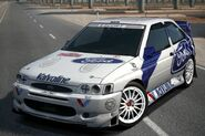 Ford Escort Rally Car '98 (PS3)