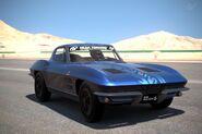 Chevrolet Corvette Coupe (C2) 15Th Anniversary Edition '63