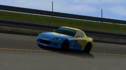 Gran Turismo (PSP) Spoon S2000 Race Car '00