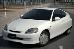Honda INSIGHT '99