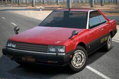 Nissan SKYLINE Hard Top 2000 Turbo RS (R30) '83