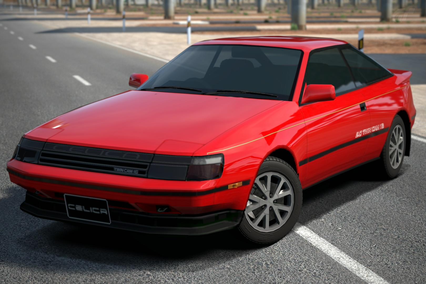 Spec Racer Ford >> Toyota CELICA 2000GT-R (ST162) '86   Gran Turismo Wiki