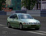 BMW 323ti Compact