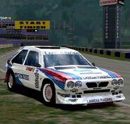 Lancia DELTA S4 Rally Car '85 (GT2)